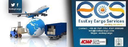 1-EssKay Cargo Services Lahore
