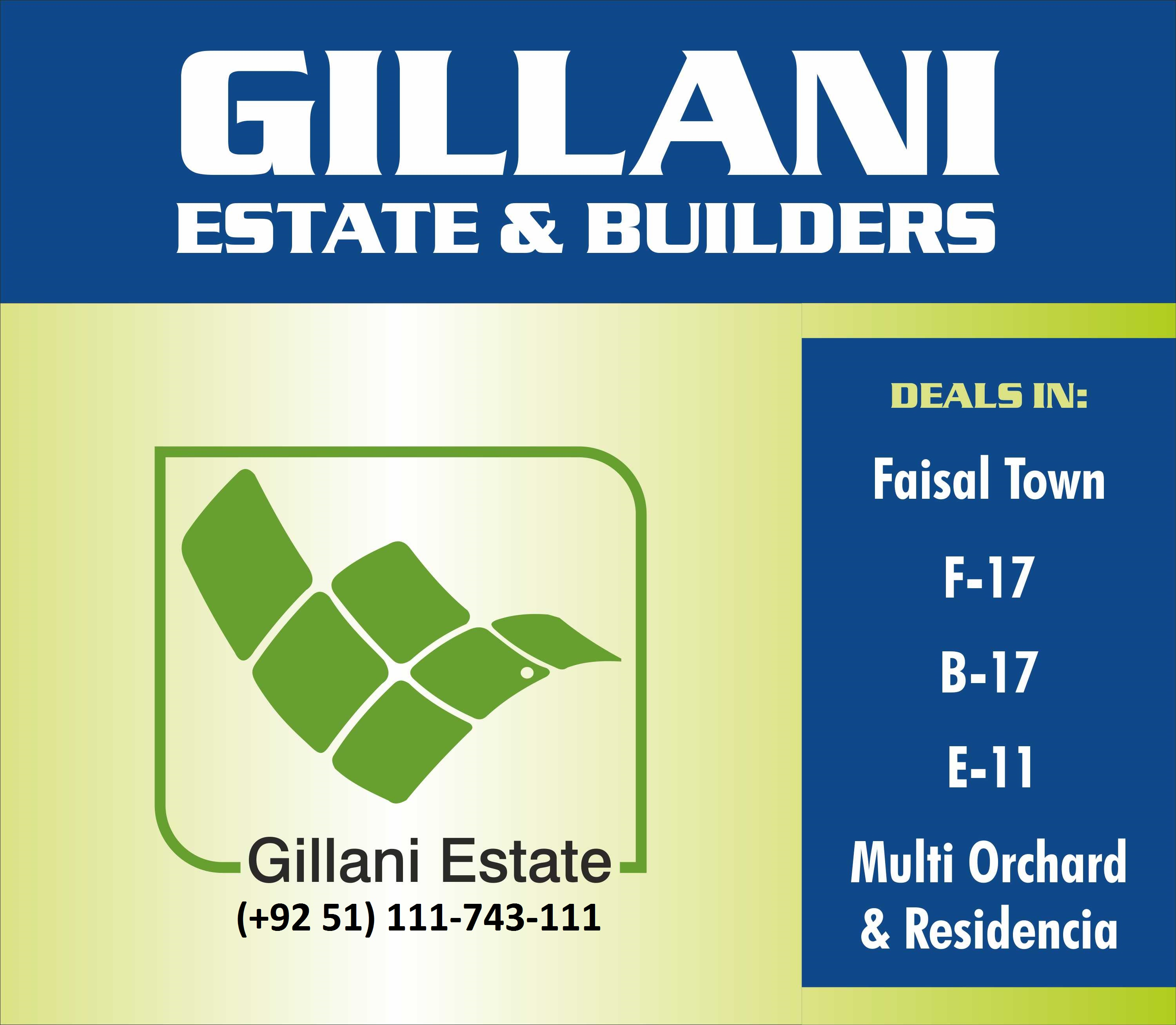Foto de Gillani Estate & Builders