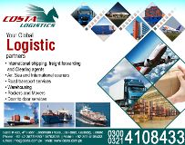 Foto de Costa Logistics  - Cargo Movers 03214108433